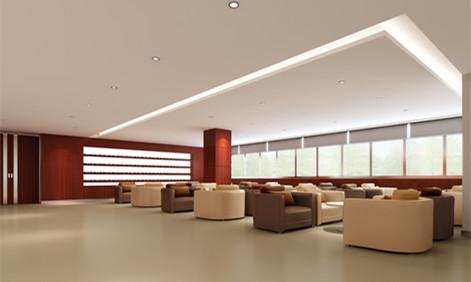 济南新视界眼科医院环境:三楼护士站
